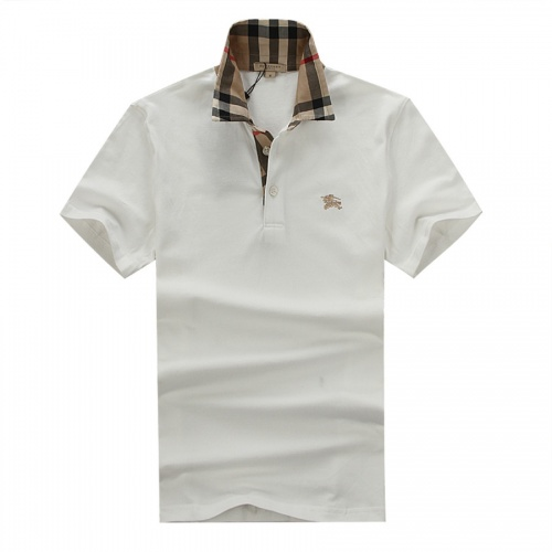 Burberry T-Shirts Short Sleeved For Men #837379