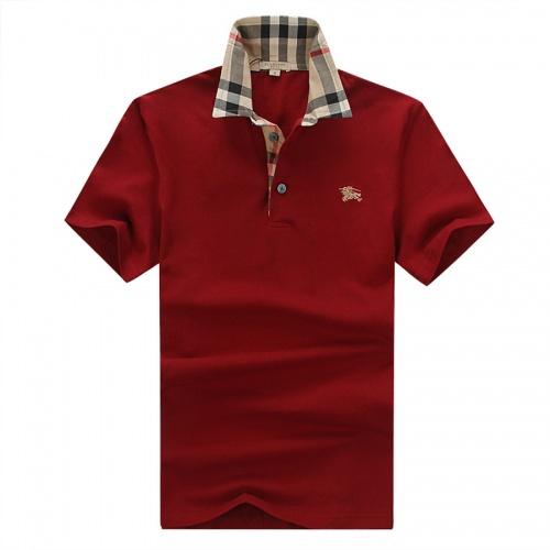 Burberry T-Shirts Short Sleeved For Men #837380
