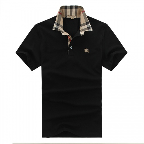 Burberry T-Shirts Short Sleeved For Men #837382
