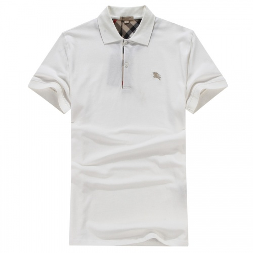 Burberry T-Shirts Short Sleeved For Men #837385