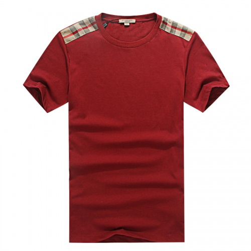 Burberry T-Shirts Short Sleeved For Men #837417
