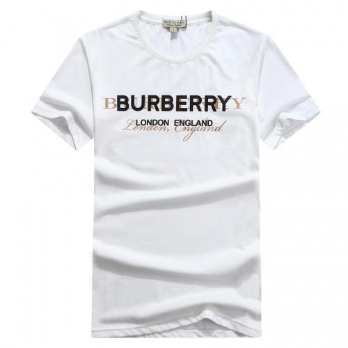 Burberry T-Shirts Short Sleeved For Men #837425