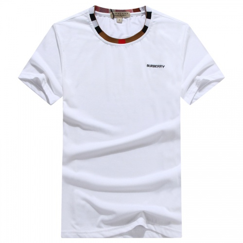 Burberry T-Shirts Short Sleeved For Men #837428