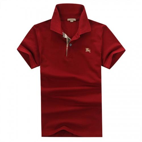 Burberry T-Shirts Short Sleeved For Men #837430