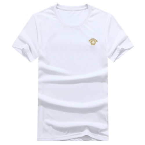 Versace T-Shirts Short Sleeved For Men #837448 $25.00 USD, Wholesale Replica Versace T-Shirts
