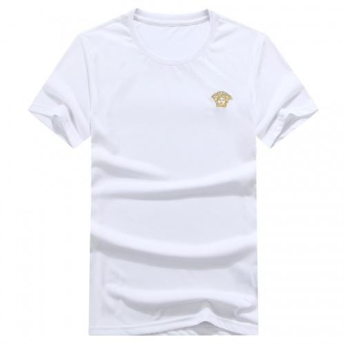 Versace T-Shirts Short Sleeved For Men #837448