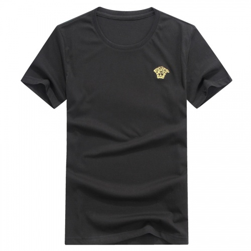 Versace T-Shirts Short Sleeved For Men #837450 $25.00 USD, Wholesale Replica Versace T-Shirts