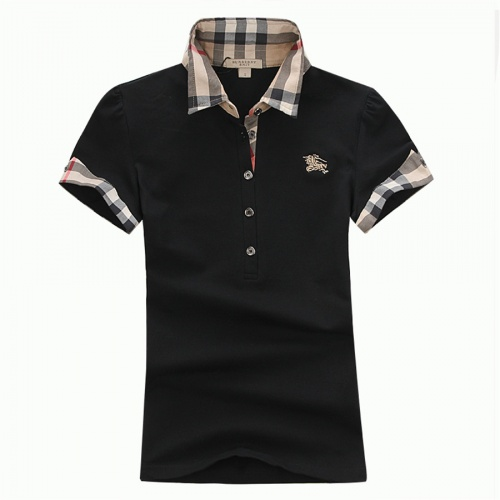 Burberry T-Shirts Short Sleeved For Women #837487
