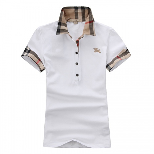 Burberry T-Shirts Short Sleeved For Women #837488