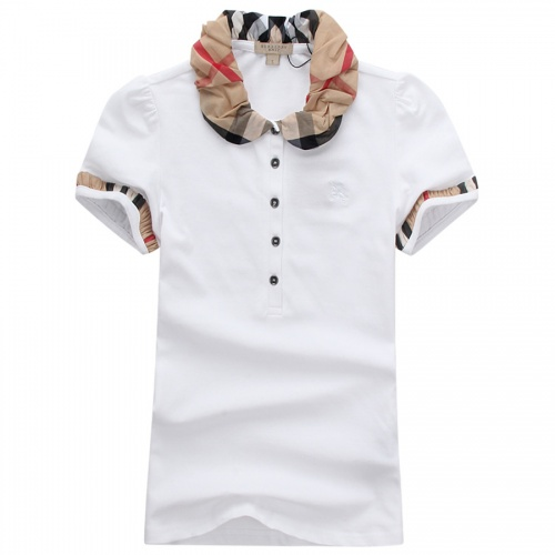 Burberry T-Shirts Short Sleeved For Women #837492