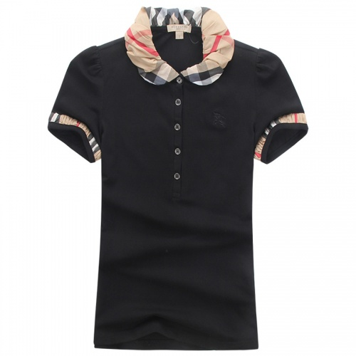 Burberry T-Shirts Short Sleeved For Women #837493