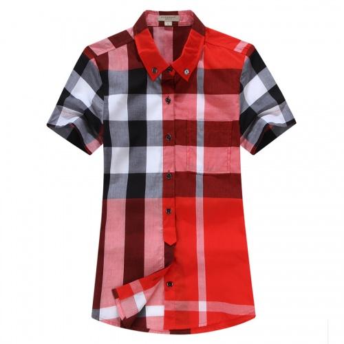 Burberry Shirts Short Sleeved For Women #837527
