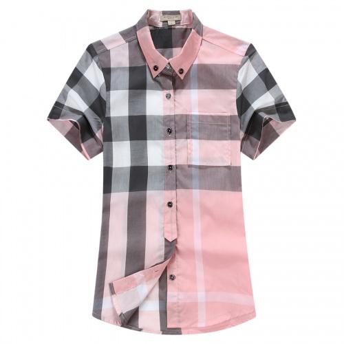Burberry Shirts Short Sleeved For Women #837528