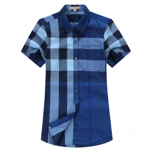 Burberry Shirts Short Sleeved For Women #837529