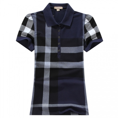 Burberry T-Shirts Short Sleeved For Women #837533