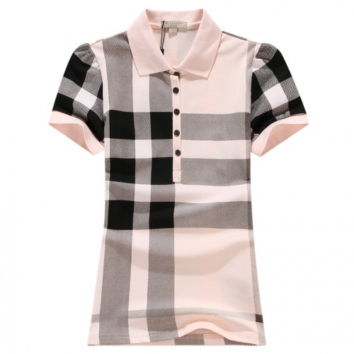 Burberry T-Shirts Short Sleeved For Women #837534