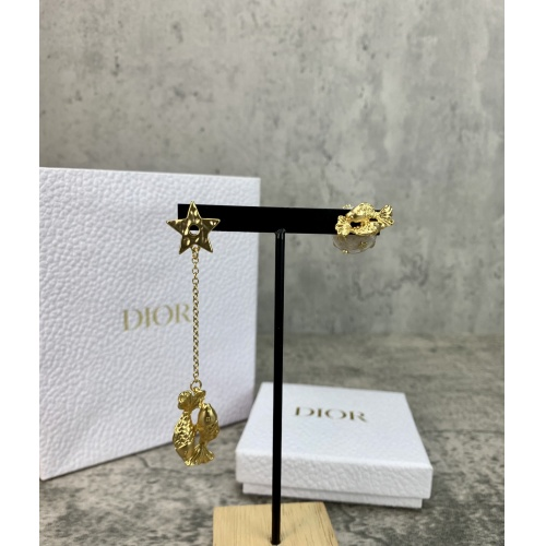 Christian Dior Earrings #837611 $40.00 USD, Wholesale Replica Christian Dior Earrings