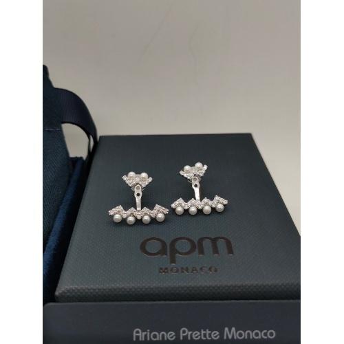apm Monaco Earrings #837615