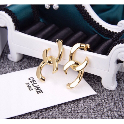 Celine Earrings #837621 $34.00 USD, Wholesale Replica Celine Earrings