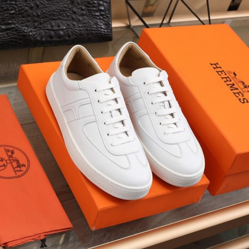 Hermes Casual Shoes For Men #837642 $88.00 USD, Wholesale Replica Hermes Casual Shoes