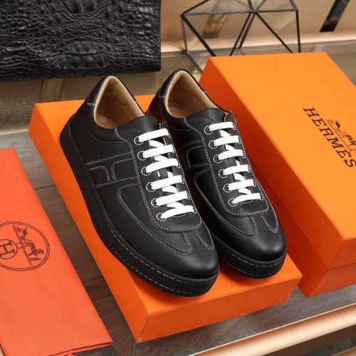 Hermes Casual Shoes For Men #837643 $88.00 USD, Wholesale Replica Hermes Casual Shoes