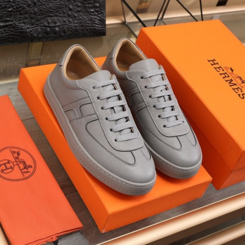 Hermes Casual Shoes For Men #837644 $88.00 USD, Wholesale Replica Hermes Casual Shoes