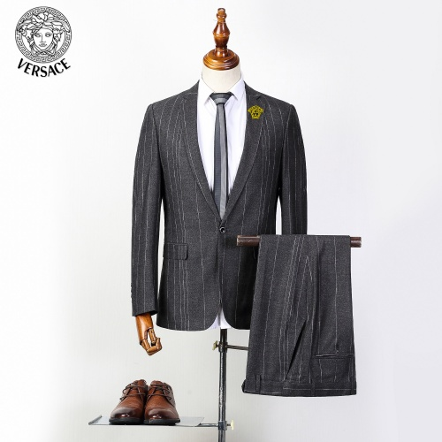 Versace Two-Piece Suits Long Sleeved For Men #837645