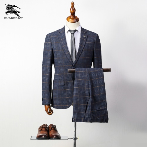 Burberry Two-Piece Suits Long Sleeved For Men #837646