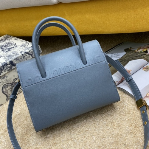 Replica Christian Dior AAA Quality Handbags For Women #837659 $96.00 USD for Wholesale