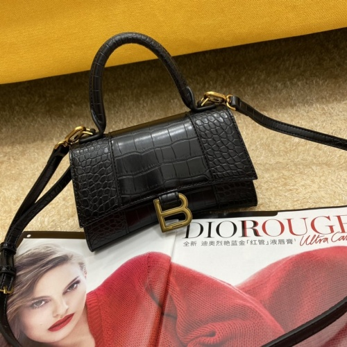 Balenciaga AAA Quality Messenger Bags For Women #837665 $88.00, Wholesale Replica Balenciaga AAA Quality Messenger Bags