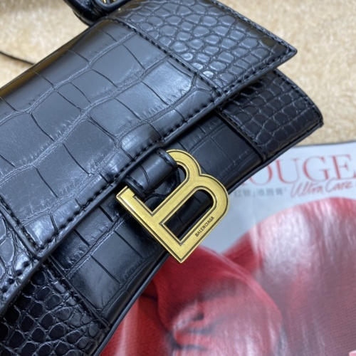 Replica Balenciaga AAA Quality Messenger Bags For Women #837665 $88.00 USD for Wholesale