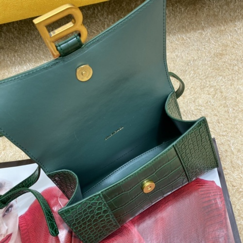 Replica Balenciaga AAA Quality Messenger Bags For Women #837666 $88.00 USD for Wholesale