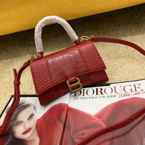 Balenciaga AAA Quality Messenger Bags For Women #837667 $88.00, Wholesale Replica Balenciaga AAA Quality Messenger Bags