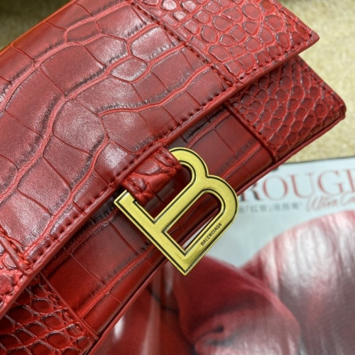 Replica Balenciaga AAA Quality Messenger Bags For Women #837667 $88.00 USD for Wholesale