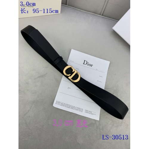 Christian Dior AAA Quality Belts #837668 $52.00 USD, Wholesale Replica Christian Dior AAA Quality Belts