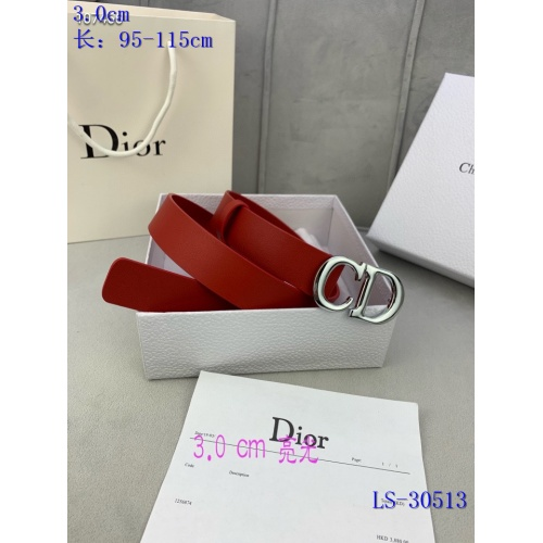 Christian Dior AAA Quality Belts #837673