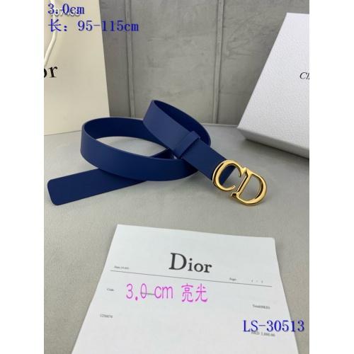 Christian Dior AAA Quality Belts #837675