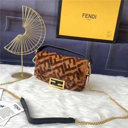 Fendi AAA Quality Messenger Bags For Women #837678 $88.00, Wholesale Replica Fendi AAA Messenger Bags
