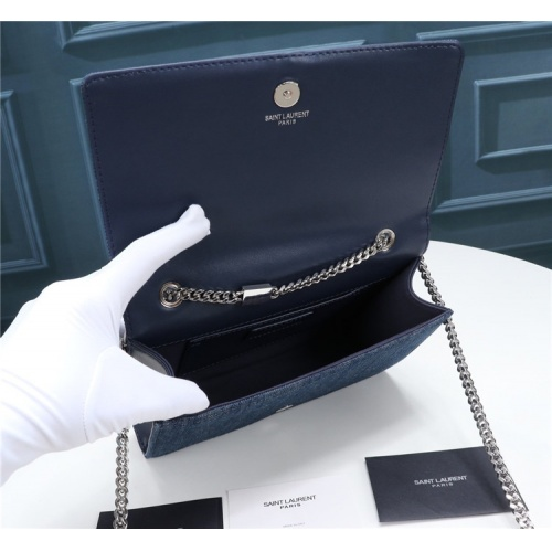 Replica Yves Saint Laurent YSL AAA Quality Messenger Bags For Women #837683 $112.00 USD for Wholesale