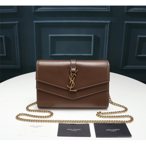 Yves Saint Laurent YSL AAA Quality Messenger Bags For Women #837687