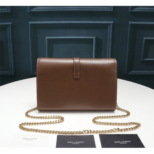 Replica Yves Saint Laurent YSL AAA Quality Messenger Bags For Women #837687 $105.00 USD for Wholesale