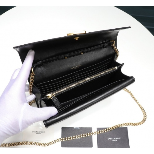 Replica Yves Saint Laurent YSL AAA Quality Messenger Bags For Women #837688 $105.00 USD for Wholesale