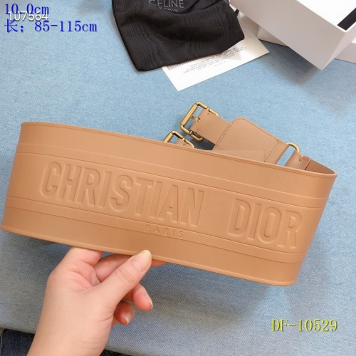 Replica Christian Dior AAA Quality Belts #837689 $105.00 USD for Wholesale