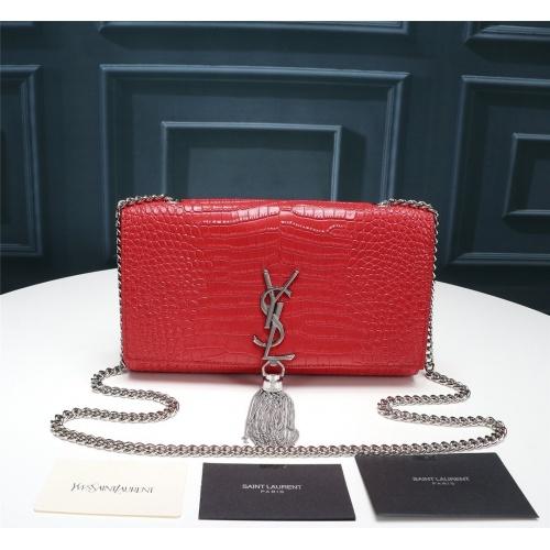 Yves Saint Laurent YSL AAA Quality Messenger Bags For Women #837691 $105.00, Wholesale Replica Yves Saint Laurent YSL AAA Messenger Bags