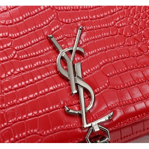 Replica Yves Saint Laurent YSL AAA Quality Messenger Bags For Women #837691 $105.00 USD for Wholesale