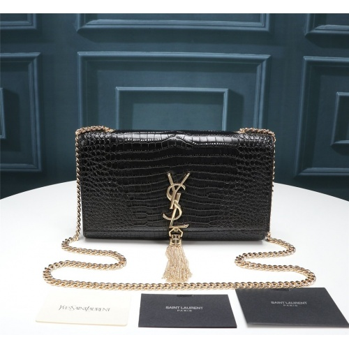 Yves Saint Laurent YSL AAA Quality Messenger Bags For Women #837694 $105.00, Wholesale Replica Yves Saint Laurent YSL AAA Messenger Bags