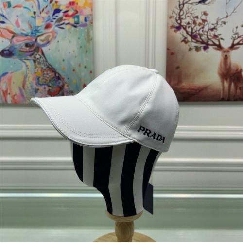 Prada Caps #837775 $36.00 USD, Wholesale Replica Prada Caps