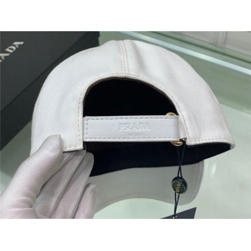 Replica Prada Caps #837775 $36.00 USD for Wholesale