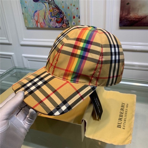 Burberry Caps #837778