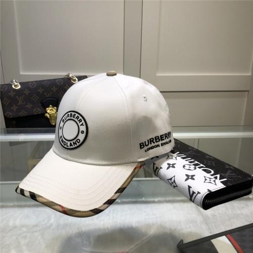 Burberry Caps #837784